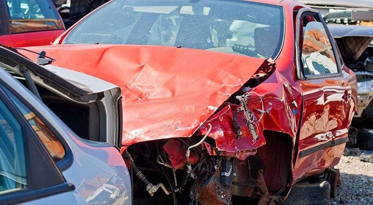 Alameda County vehicle crash