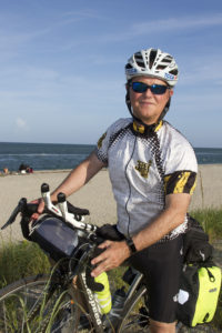 Bike Helmet Safety Chuck Geary the Bicycle Attroney Stuart Florida