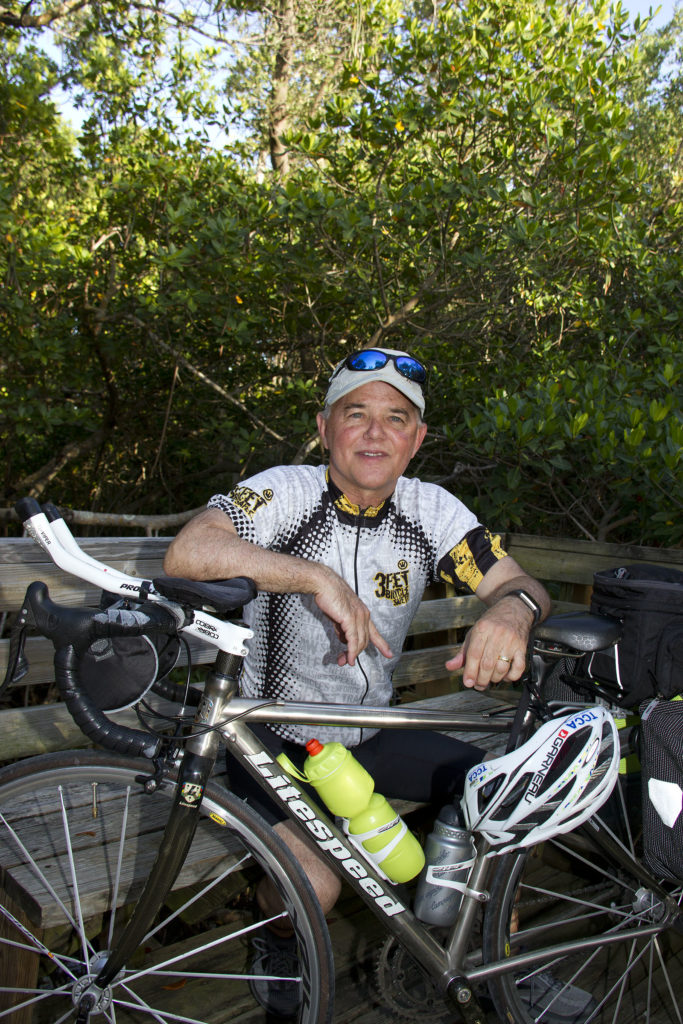 cycling advocate