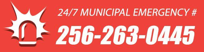 24/7 Municipal Emergency Services