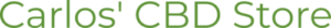 Carlos' CBD Store Logo