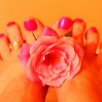 Pedicure Rose Salon Wow Ocala Florida