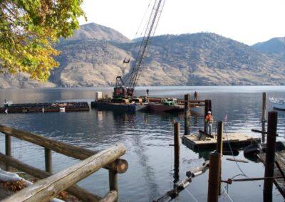 25 Mile Creek Dock and Boathouse