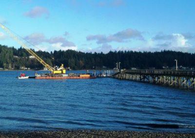 Potlatch Transmission Lines North Bay Crossing Rebuild