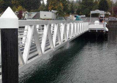 Maritime Pier, Ramp, and Float Replacement