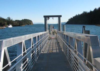 Jones & Sucia Island State Parks In-Water Improvements