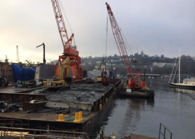 Northlake Shipyard-Sandblast Grit Interim Remedial Action