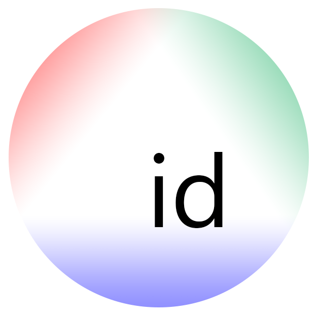 id Logo Circle Only
