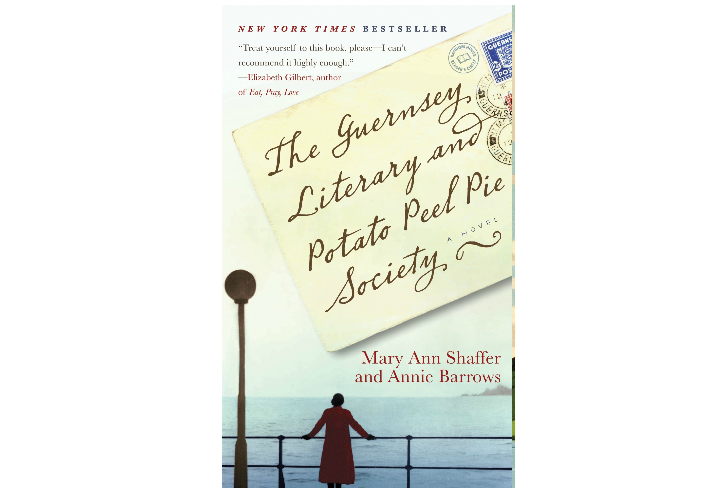 March Book Club: The Guernsey Literary and Potato Peel Pie Society