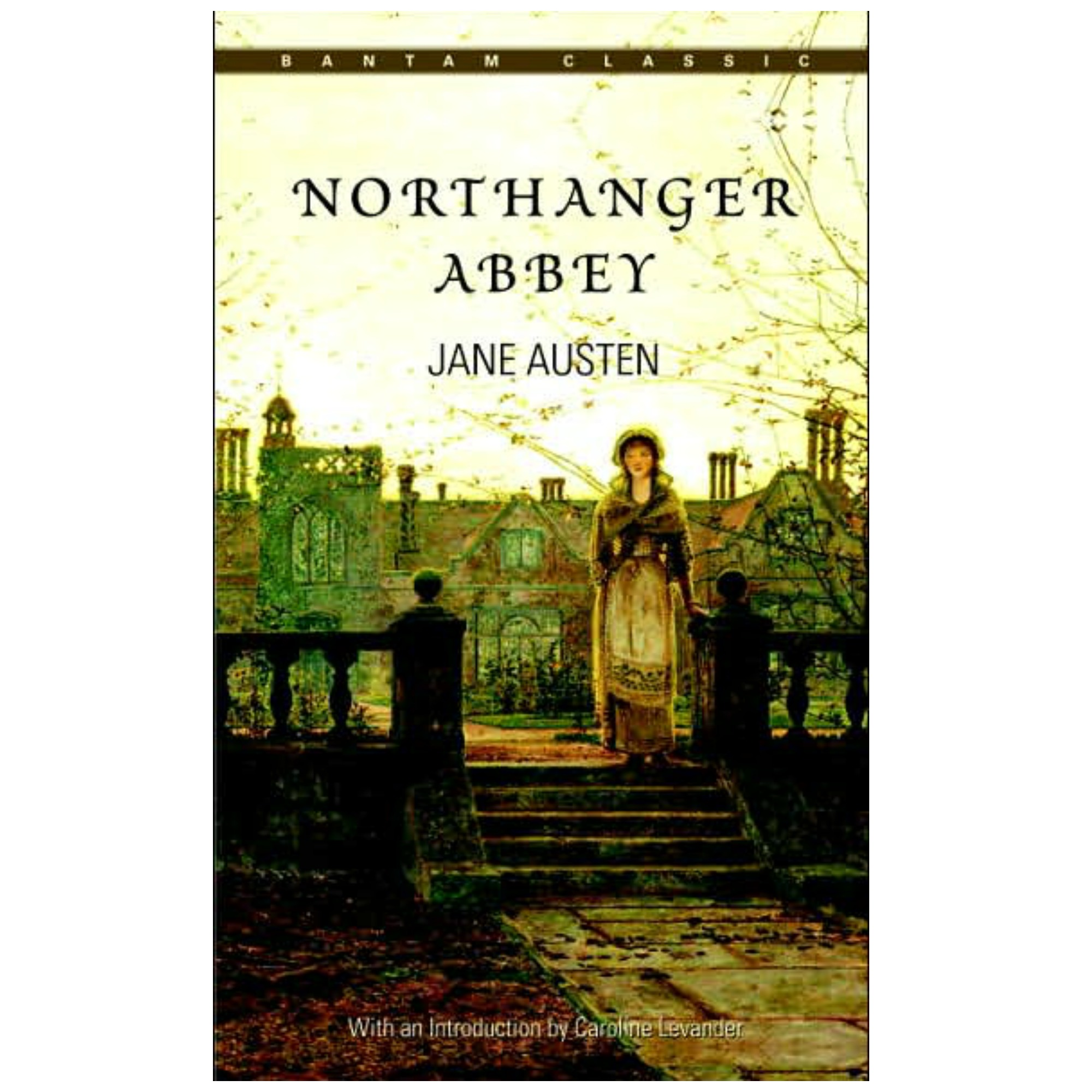 May Book Club: Northanger Abbey