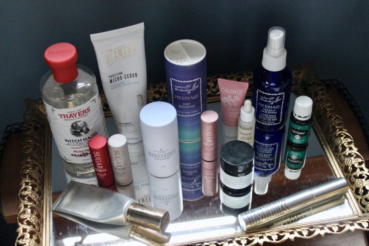 Going Green: My Current Favorite Clean Beauty Products & Simple Ways to Live More Eco-Friendly