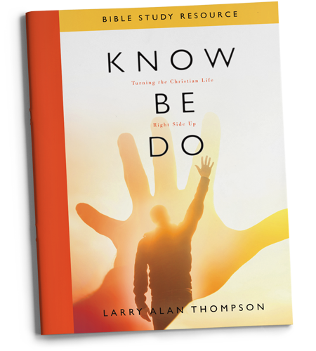 Know Be Do Bible Study Resource