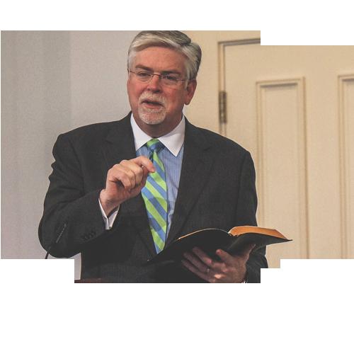 Hershael York—Dean, The Southern Baptist Theological Seminary, Pastor, Buck Run Baptist Church