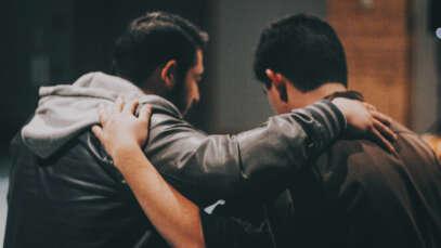 A SOZO Brother's Prayer