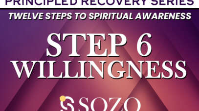 Step 6 – Willingness – Principled Recovery Series