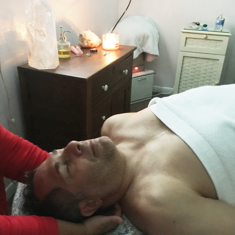 Head Massage 2