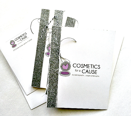 cosmetics for a cause thank you