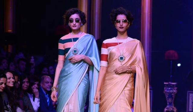 indian fashion trends sabyasachi lakme fashion week