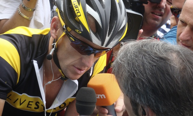 an armstrong lie lance armstrong documentary TIFF