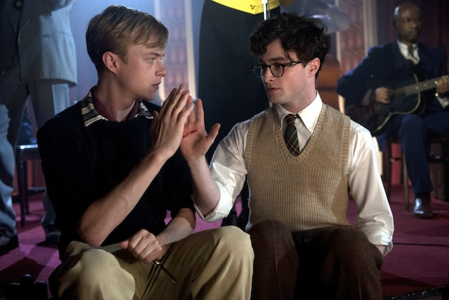 Kill Your Darlings Daniel Radcliffe TIFF