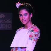 indian fashion trends lakme fashion week