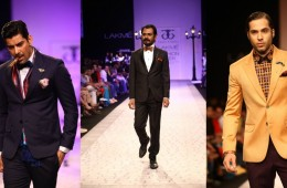 menswear trends lakme fashion week festive 2013