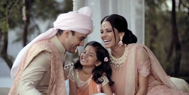 tanishq jewellery remarriage ad