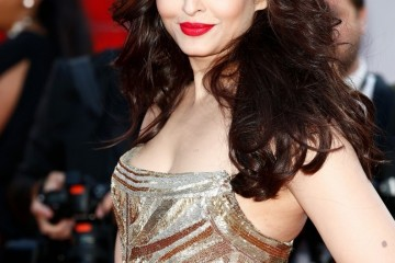 Aishwarya Rai Cannes 2014 Red Carpet