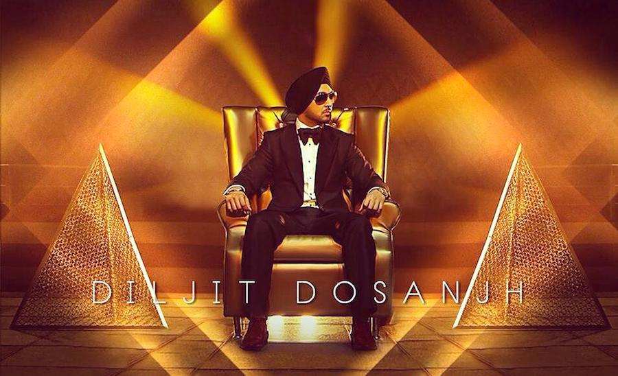 Diljit Dosanjh This Singh Is So Stylish Bhangra