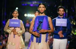 Manish Malhotra Lakme Fashion Week Summer 2015