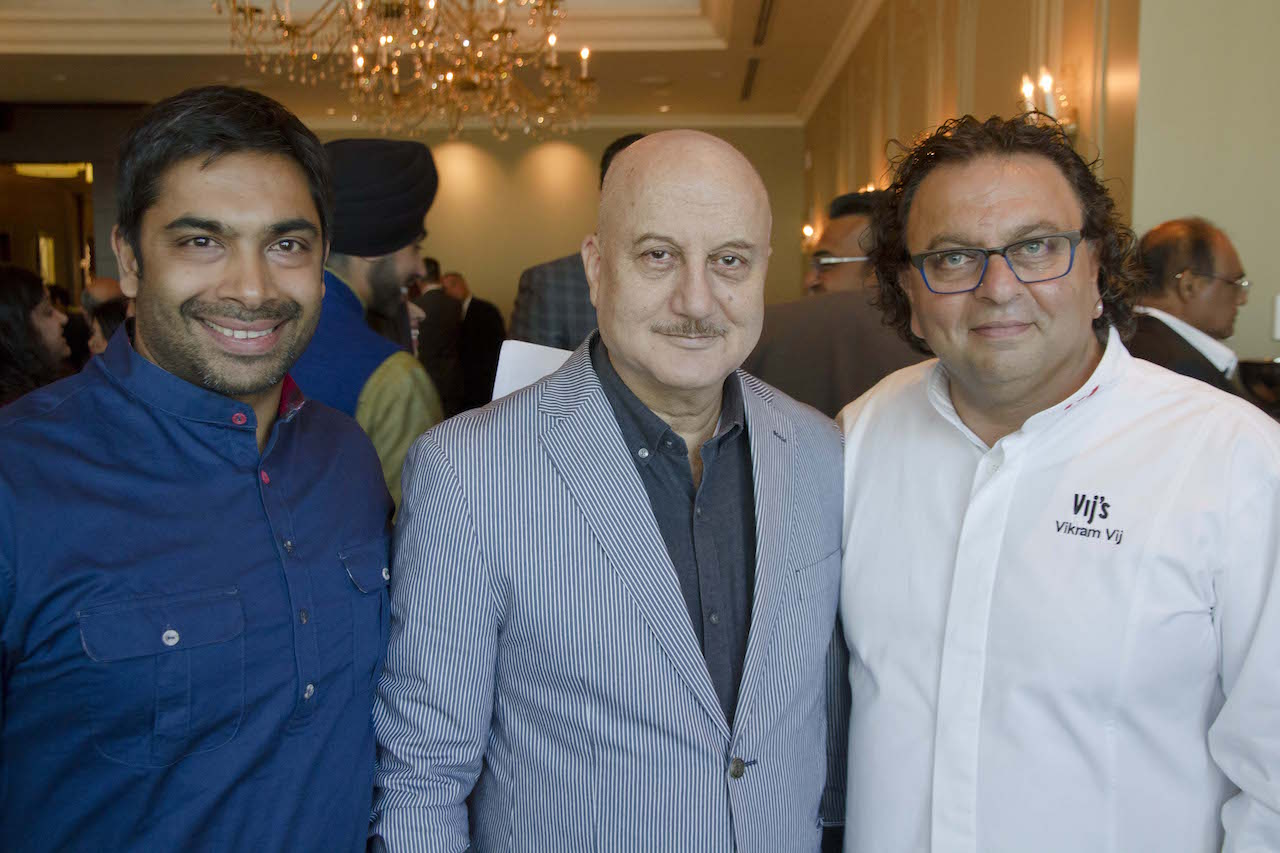 Anupam Kher Indian Summer Festival Vancouver
