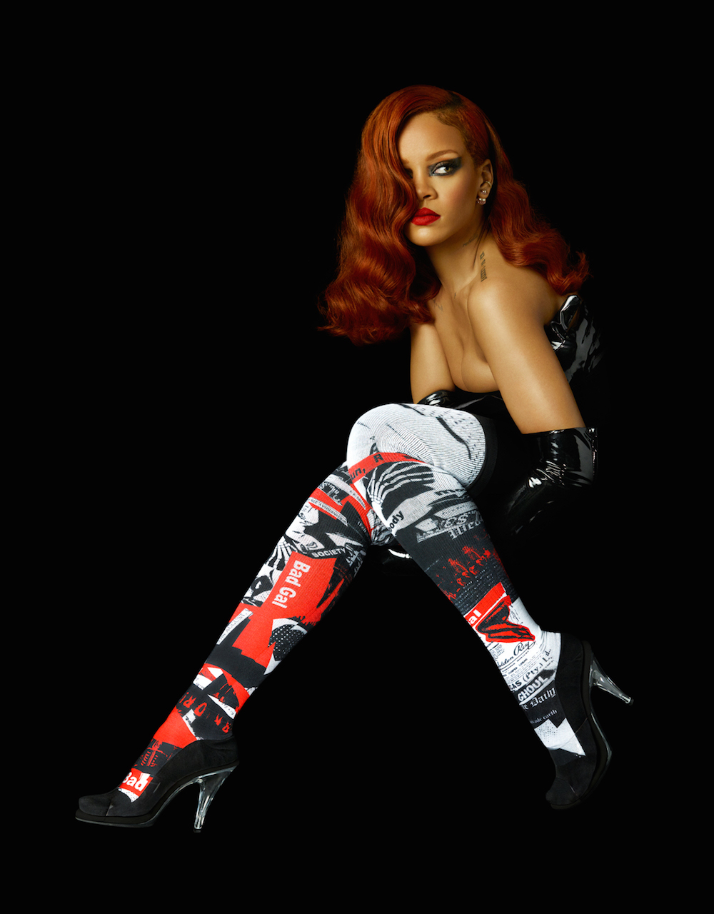Rihanna Creative Director of Instance