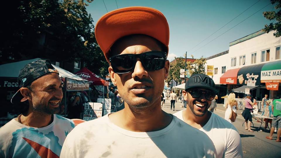 Delhi 2 Dublin music video East Van