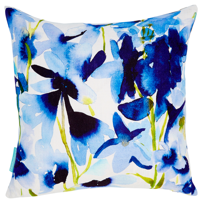 Bluebell Pillow Indigo