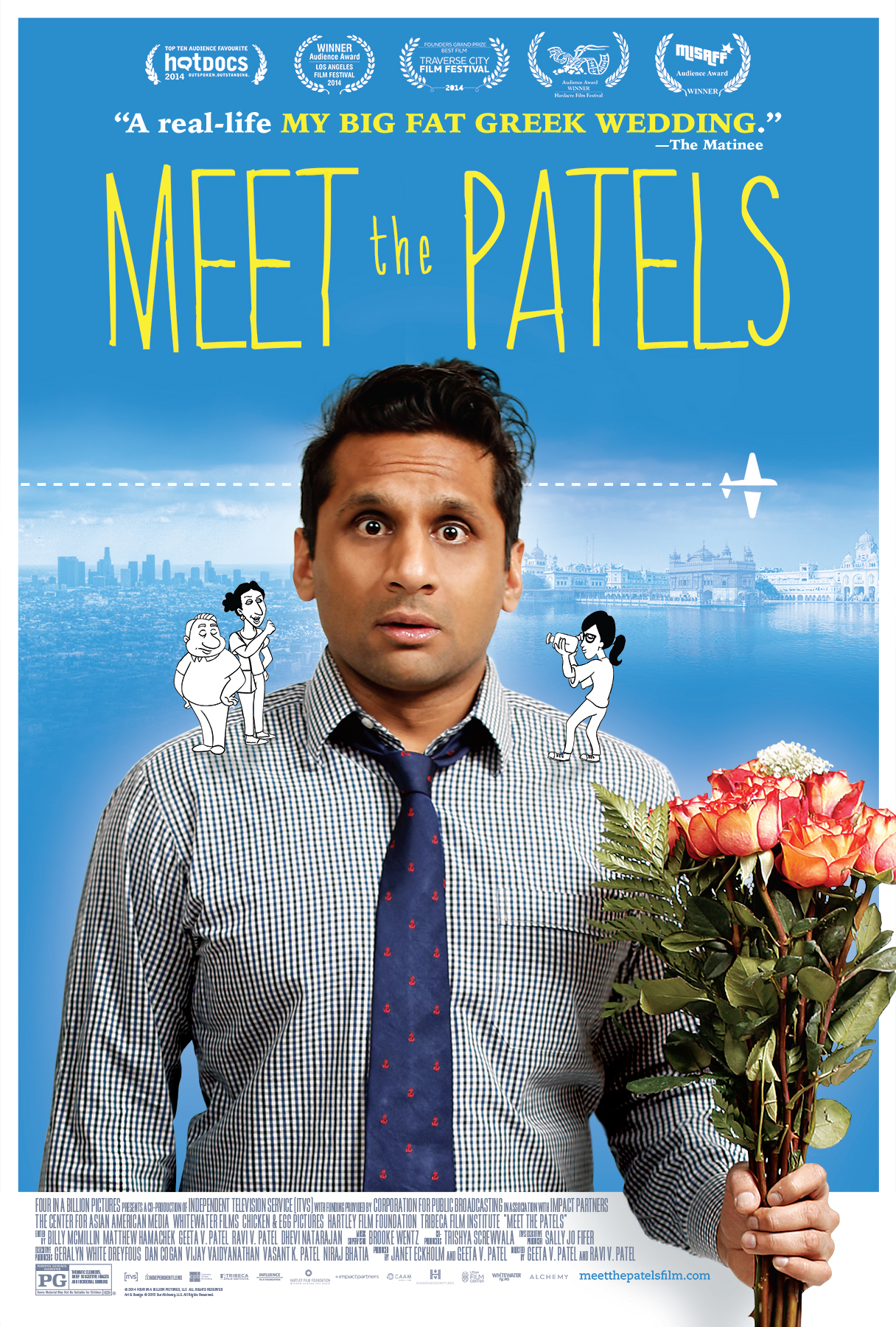 Meet the Patels Documentary Indian American