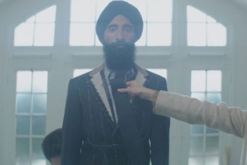 Waris Ahluwalia Indian Gigilo Film