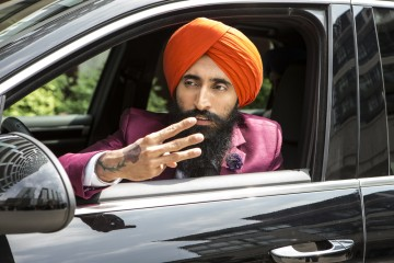 Waris Ahluwalia interview Beeba Boys