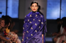 Sanjay Garg SS2016 Indian Fashion