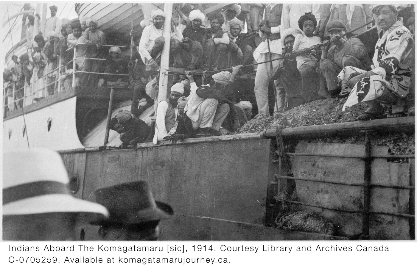 Komagata Maru Canada Official Apology