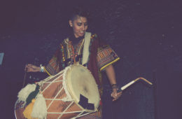 Dhol Player Malinder Tooray