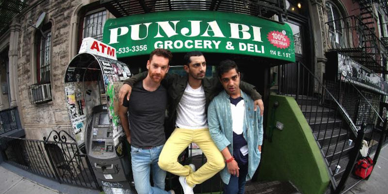 Swet Shop Boys Himanshu Suri Riz Ahmed