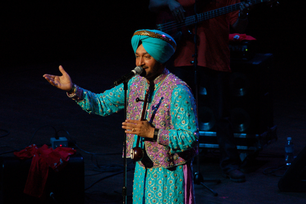Malkit Singh Bhangra Interview