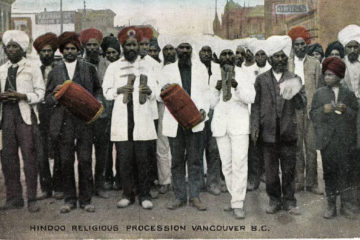 South Asian History Vancouver
