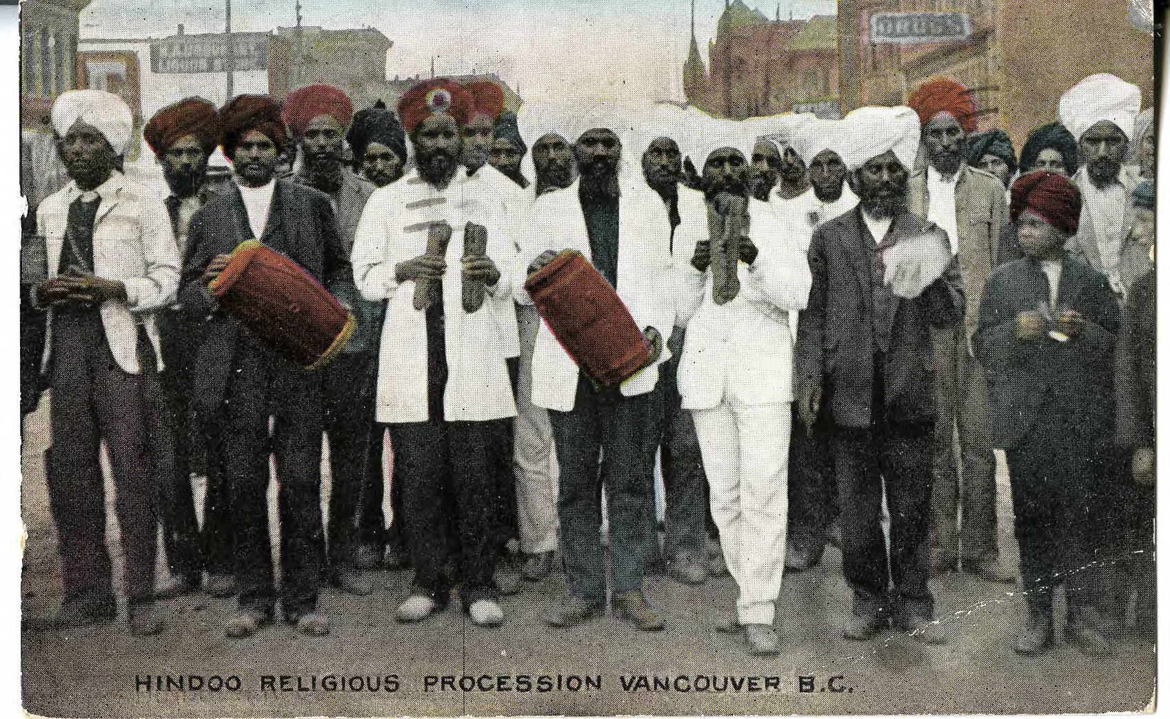 Vancouver South Asian History