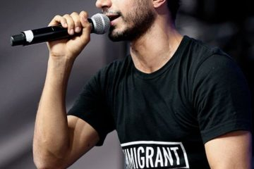Riz Ahmed Coachella Immigrant