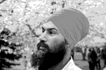 Nameless Collective South Asian History Podcast Jagmeet Singh