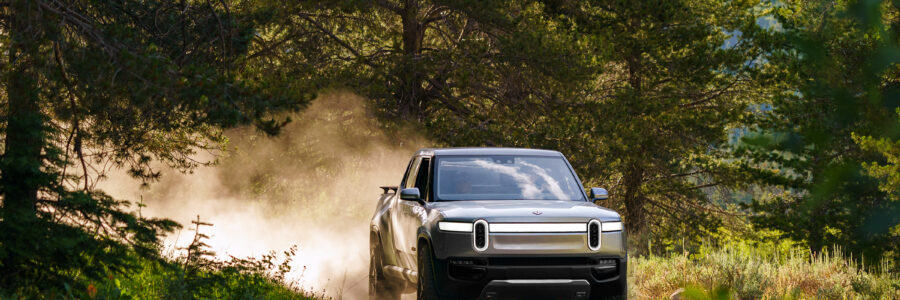 The new Rivian R1t
