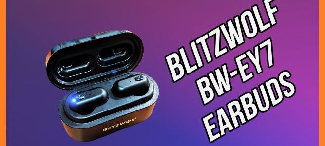 Blitzwolf BW-EY7 Wireless Earbuds Thumbnail