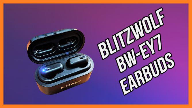 Blitzwolf BW-EY7 Wireless Earbuds Thumbnail