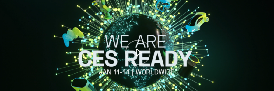 WE ARE CES READY Intro Screen